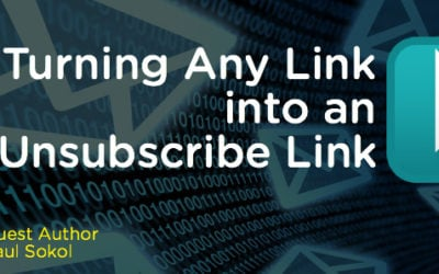 Turning Any Link Into An Unsubscribe Link