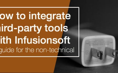 Integrating 3rd Party Tools with Infusionsoft