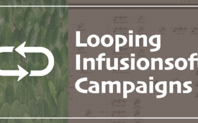 Looping Infusionsoft Campaigns